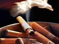 cigarette ashtray sm Evil Twins: Smoking and Mental Illness, Part 2