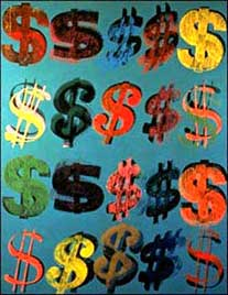 warhol dollar signs 20 sm Surviving the Recession, Part 4: 16 More Things You Can Do to Regain Control