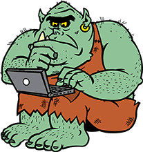 Internet Troll 207x220 Comments   Important Information