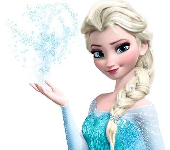 Elsa - Frozen - Walt Disney